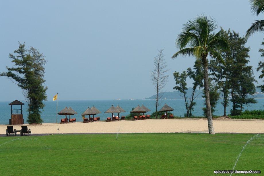 Resorts ATLANTIS (Bahamas - Dubai - Sanya - Shanghai - Hawaï) par Kerzner Atlantis-resort-sanya-10