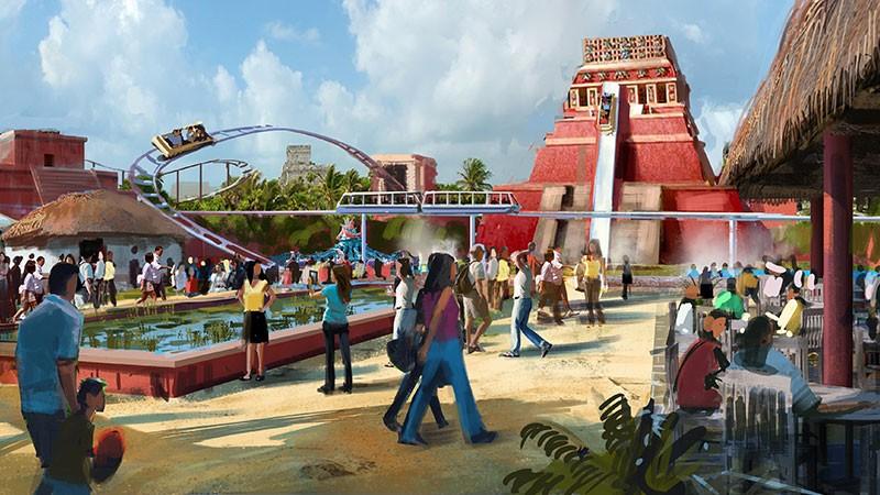Самый большой в Латинской Америке парк развлечений Amikoo откроется в 2020 году