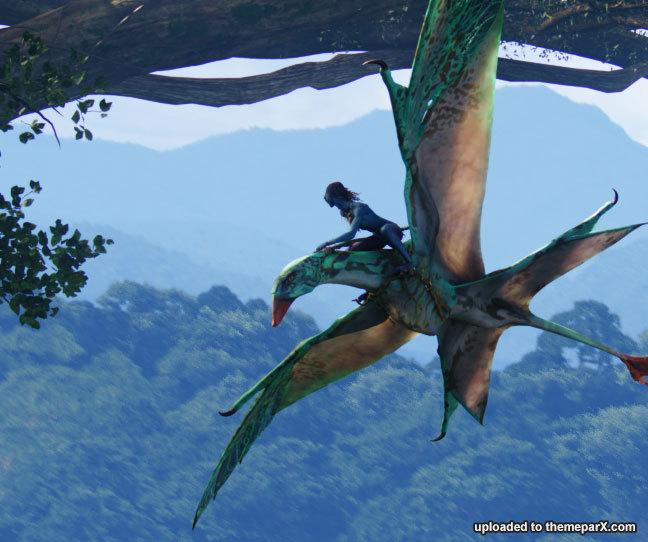 Avatar Pandora Landscape: Avatar Land (Disney's Animal Kingdom) Construction Updates