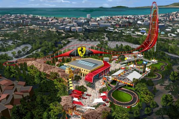 Search Results ThemeparX Theme Park Construction Board - Port aventura billet
