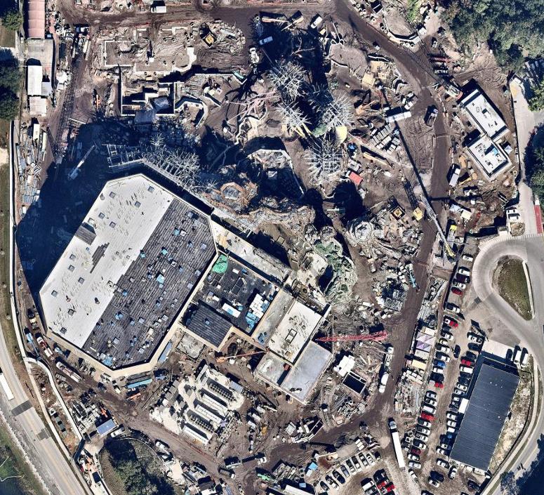 Avatar Land (Disney's Animal Kingdom) Construction Updates