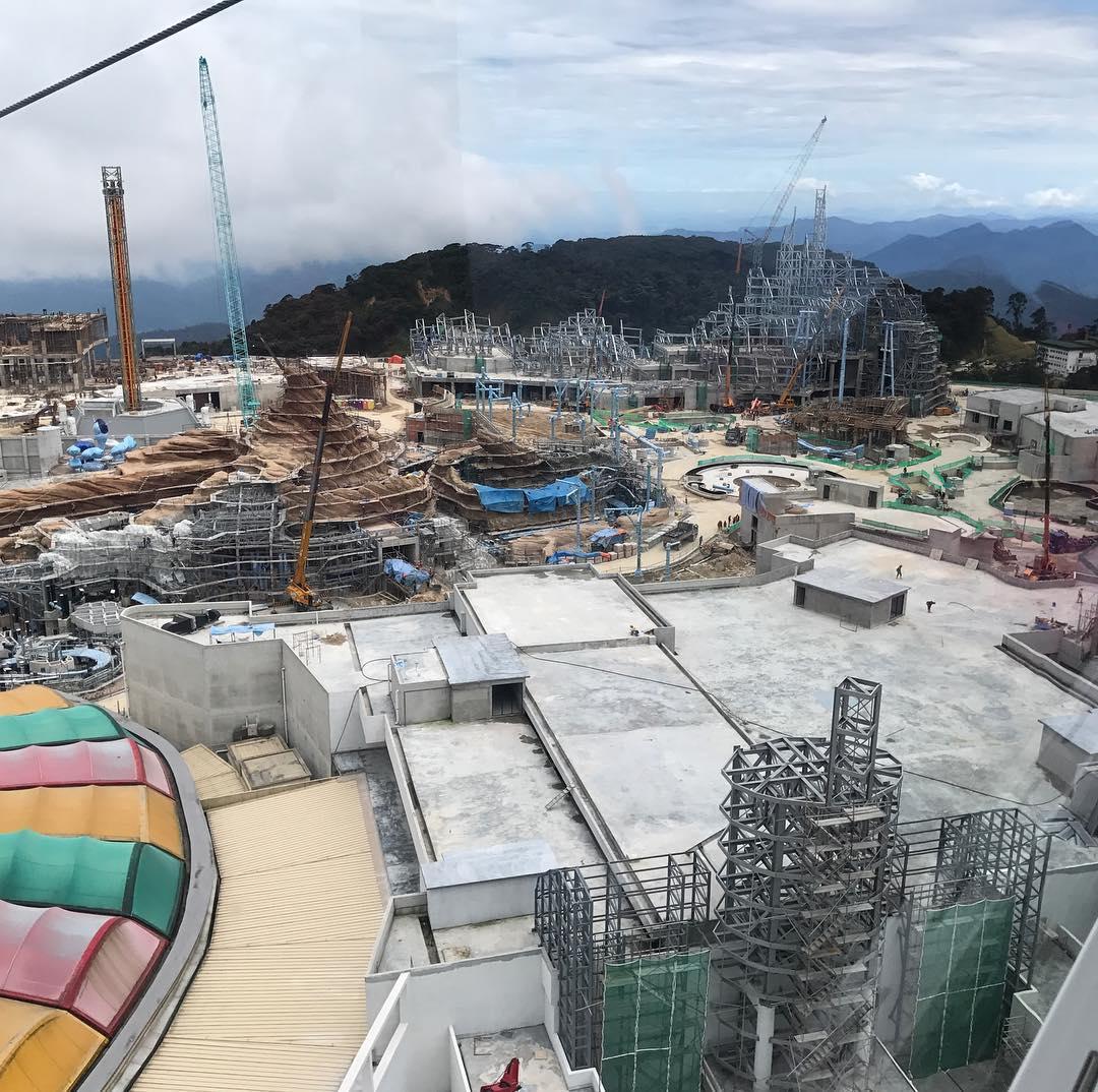 Malaysia: 20th Century Fox World Malaysia Construction Updates