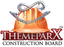 themeparX: Theme Park Construction Board