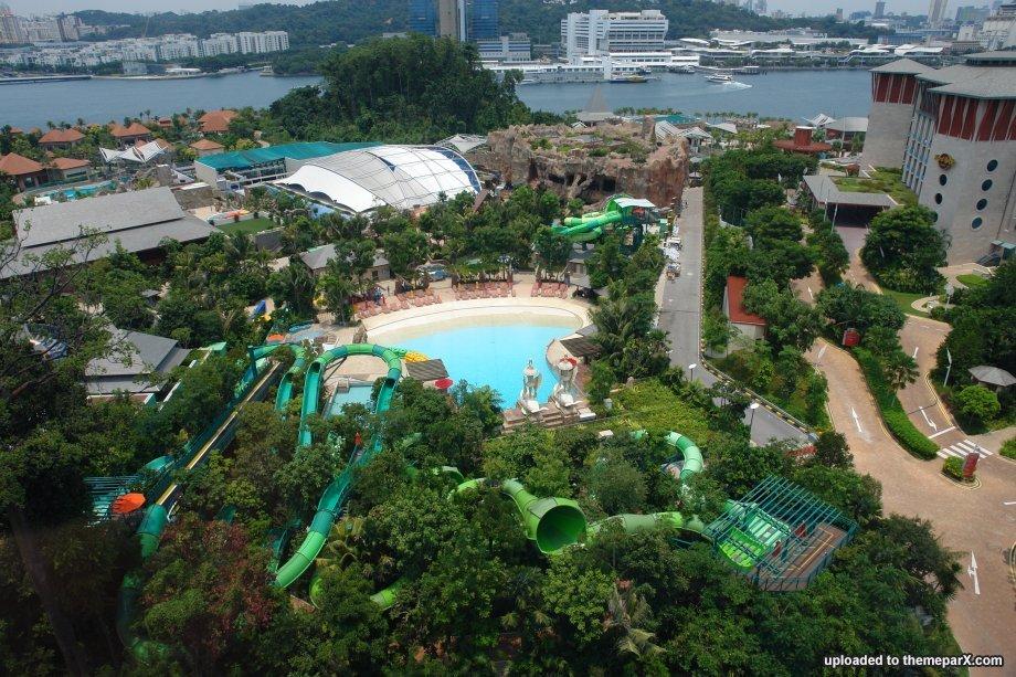 Marine Life Park Singapore construction updates