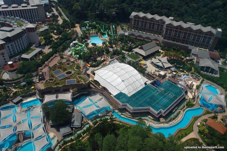 SEA Aquarium in Resorts World Sentosa, Singapore: