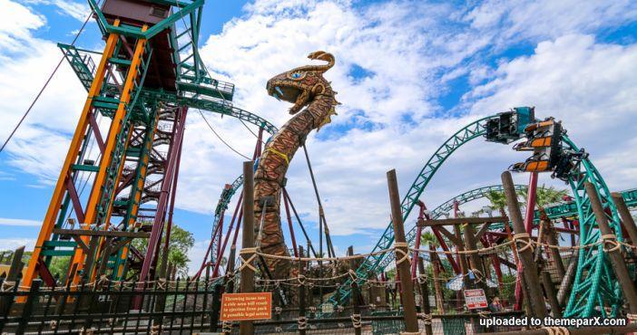 Miscellaneous Theme Park Projects Construction Updates
