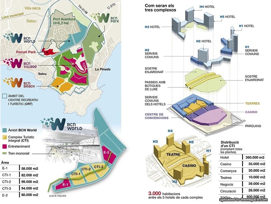 Ttsp forum view topic port aventura to open ferrari - Port aventura plan ...