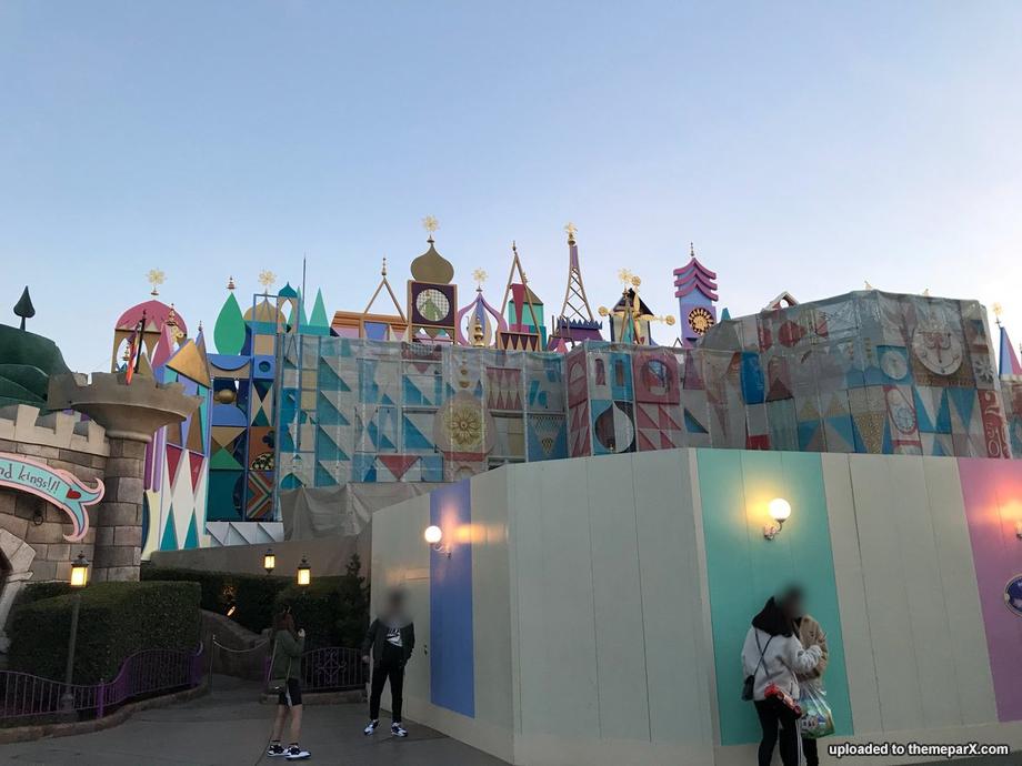 Tokyo disney resort expansion construction updates disneysea soarin sciox Gallery